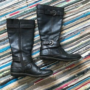 b.o.c. Black Riding Boots